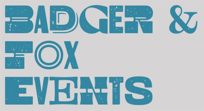 Badger and Fox Events